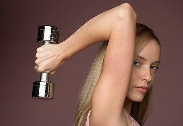 как похудеть рукам и плечам быстро видео