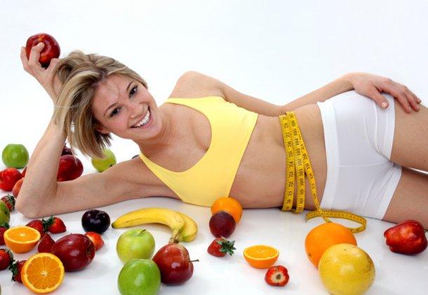 фитнес и диета для похудения со временем